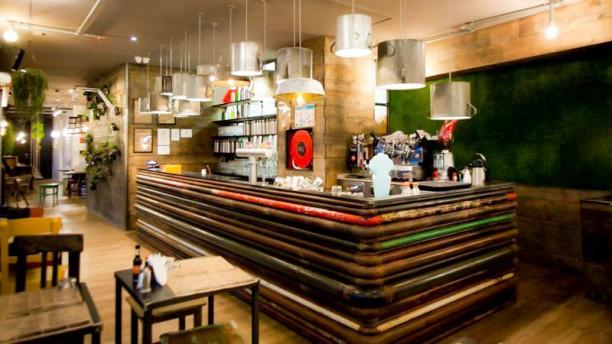 WellDone Burger Padova Veduta dell interno