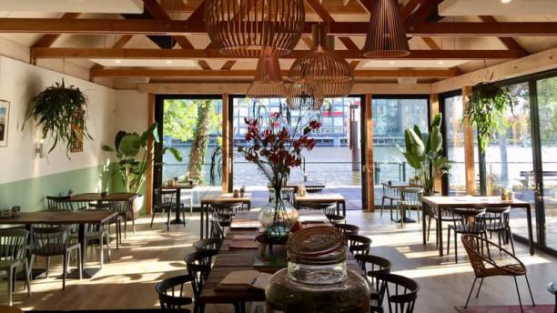 Sagrestano Restaurant aan de Zaan