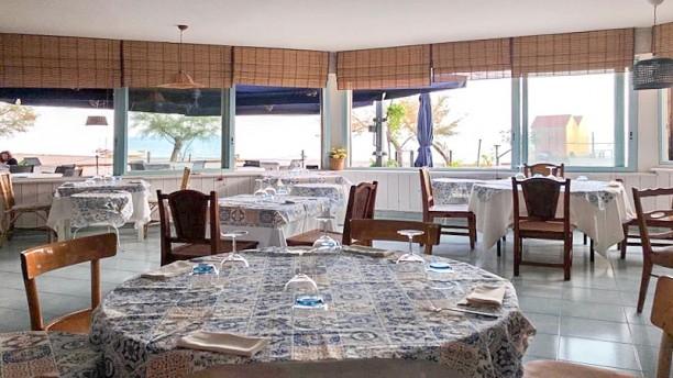 Acqua Marina - ristorante sul mare Sala