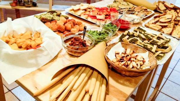 Alimenteria Catering per rinfreschi sostenibili