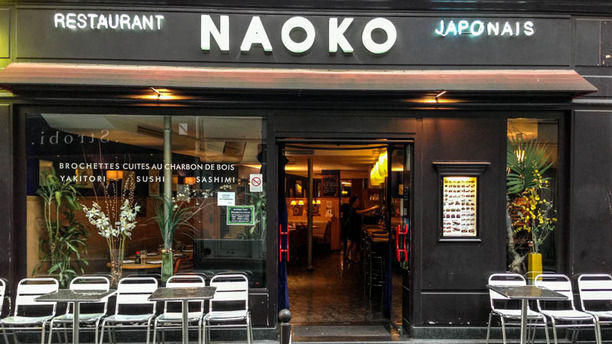 restaurant naoko paris 75017 saint lazare batignolles place de clichy avis menu et prix. Black Bedroom Furniture Sets. Home Design Ideas