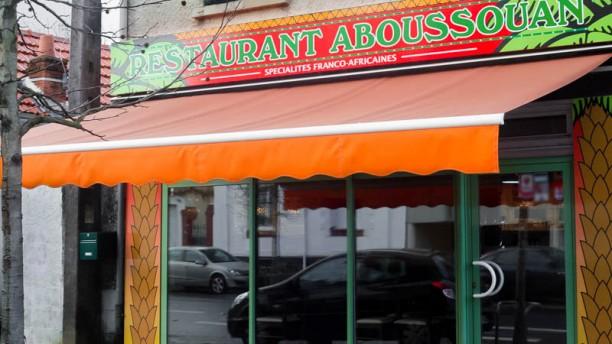 Restaurant Africain Aboussouan entrée