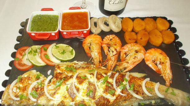 Restaurant restaurant africain aboussouan nantes 44300 avis menu et prix - Restaurant poisson grille paris ...