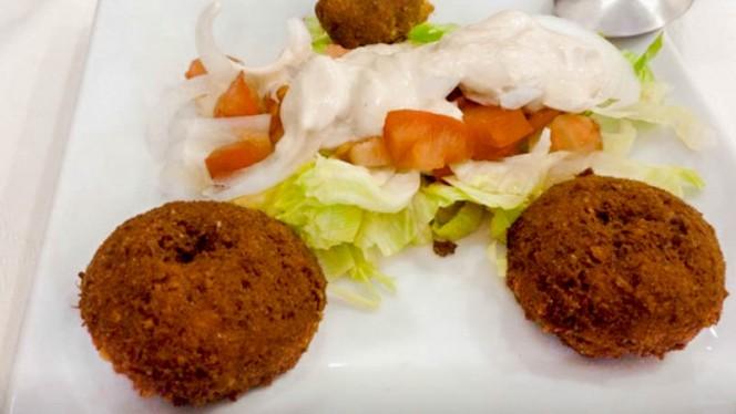 Sugerencia del chef - Entre Amigos, Aranjuez