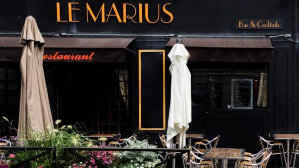 Le Marius Devanture