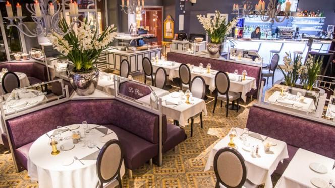 Le Parc - Restaurant - Lourdes