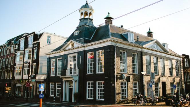 Ingang - Jacobsz, Amsterdam
