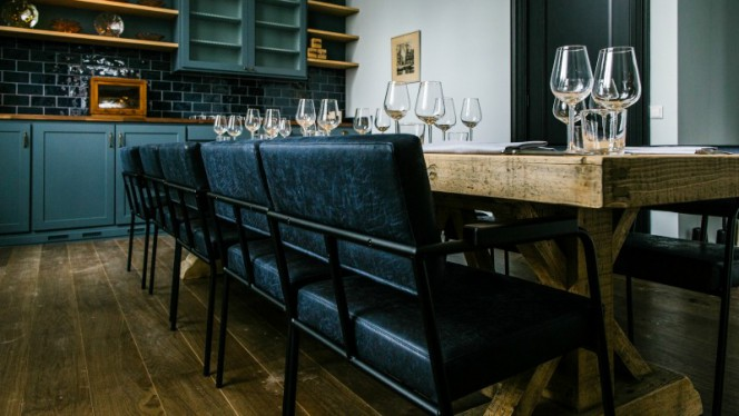 Private Dining - Jacobsz, Amsterdam