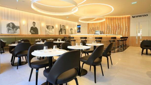 Bar Nespresso Salle du restaurant