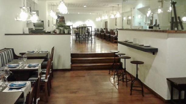 Enxebre Restaurante - Parador de Santiago de Compostela Vista sala