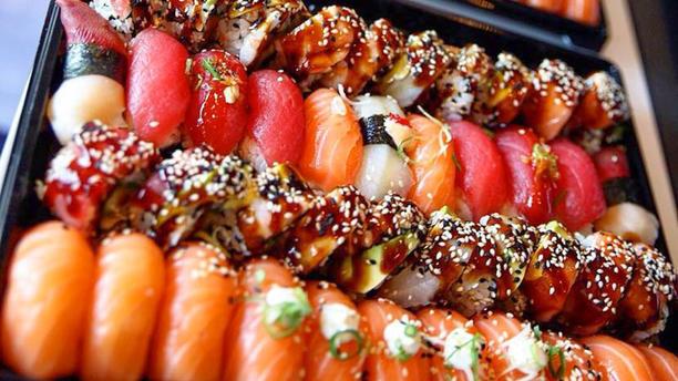 Asian Kitchen Mat