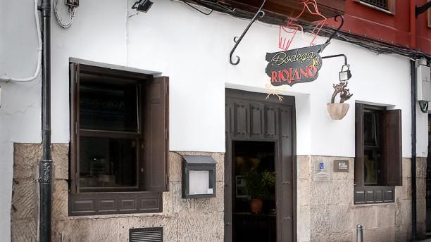 Bodega del Riojano Entrada