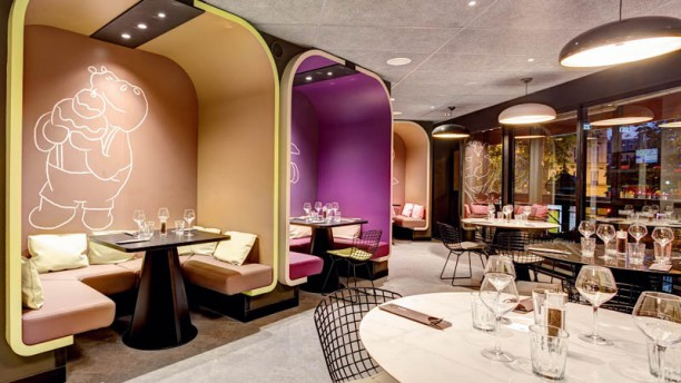 Restaurant hippopotamus paris bastille 4e paris 4e for Deco in paris avis