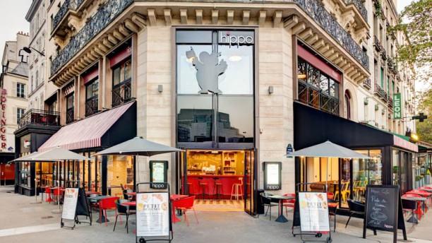 Restaurant hippopotamus paris bastille 4e paris 4e for Restaurant bastille terrasse