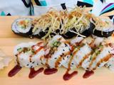 Rice & Fish Yakimono