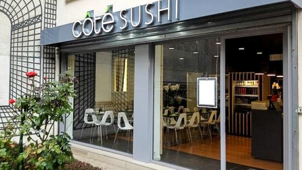 Côté Sushi devanture