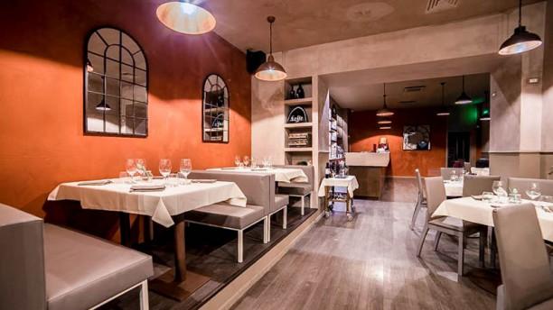 Corten Restaurant sala
