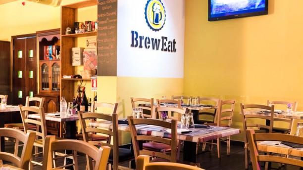 BrewEat Hamburgheria Pizzeria & Birreria Artigianale Vista sala