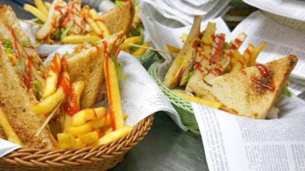 Caracas Grill Antipasto