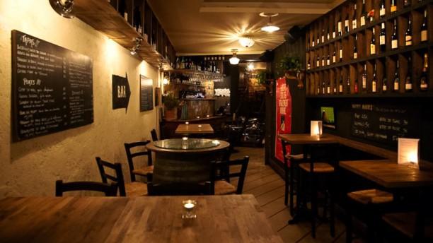 Le Rococo Boire & Manger Salle du restaurant