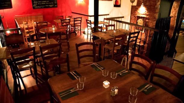 Restaurant Le Rococo Boire Manger Paris 75018