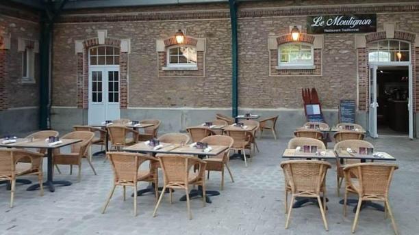 Le Moulignon Terrasse