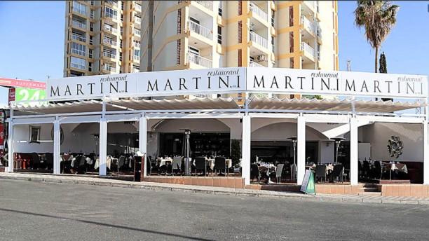 Martini IV El restaurante