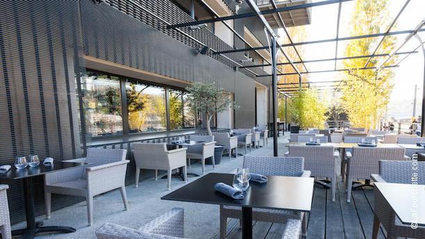 Do Mo Restaurant Notre Terrasse