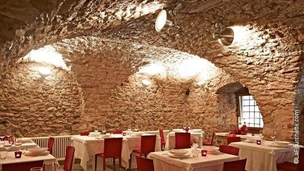 Ristorante il Doge La sala del ristorante il Doge a Rovereto