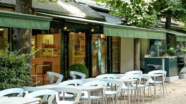 Cafe Varenne Paris Menu