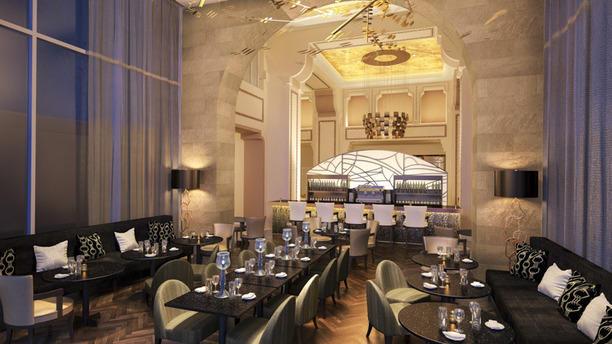 Lounge Bar - Royal Savoy salle