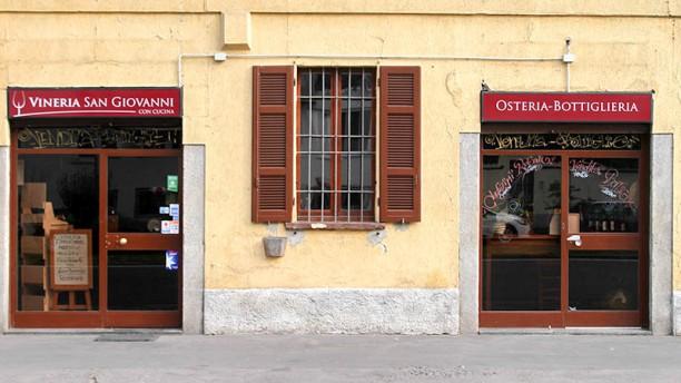 Vineria San Giovanni Entrata