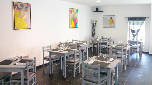 A L'Opale des Caps Salle du restaurant