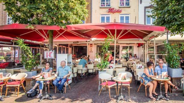 Tapas Café Zomer terras