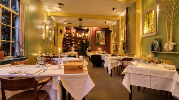 Chez Antoinette Het restaurant