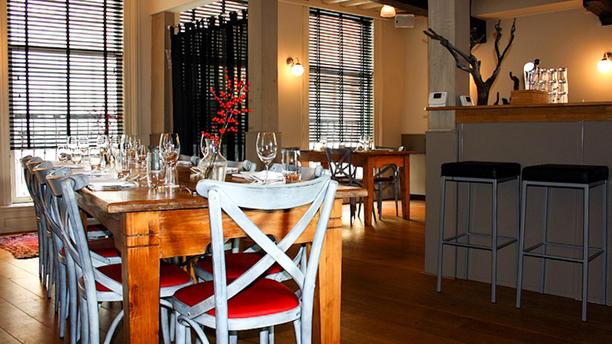 BREE33 Restaurantzaal