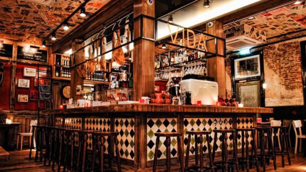 VIDA Het restaurant