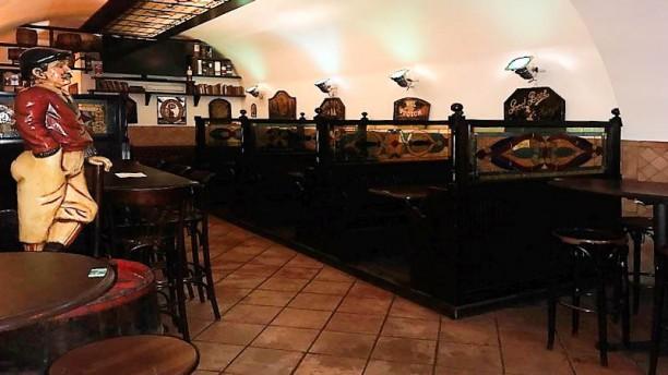 Finnegan's Pub Sala del ristorante