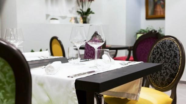 Ristorante Piazza Italia Sala del ristorante