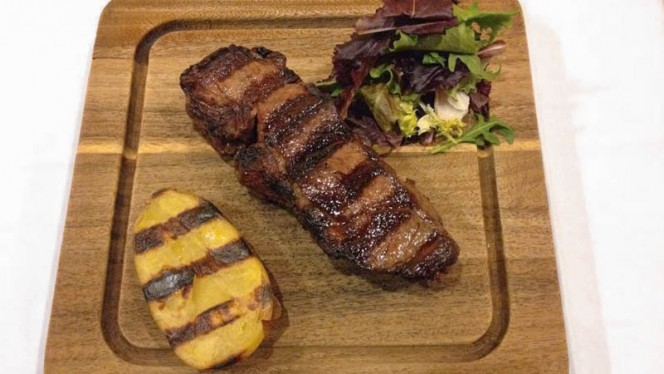 Sugerencia del chef - La Martina, Vilafranca Del Penedes