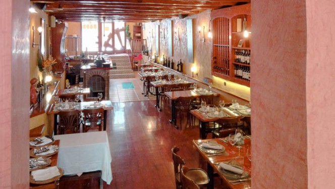 Vista sala - La Martina, Vilafranca Del Penedes