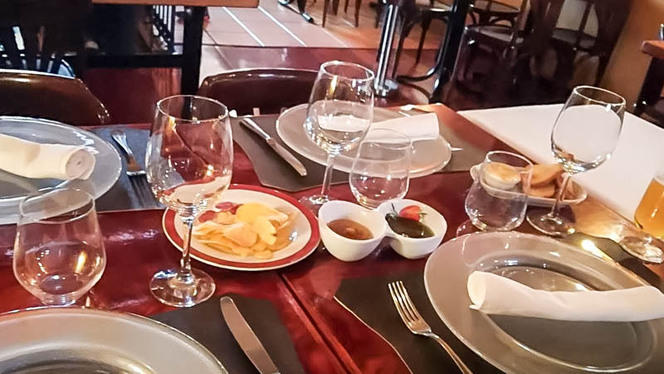 Vista de mesa - La Martina, Vilafranca Del Penedes