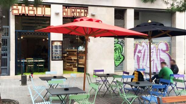 Babol Burger Terraza