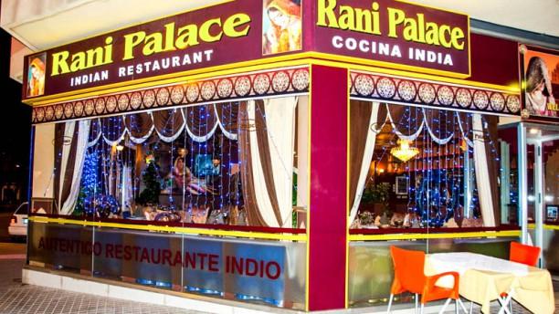 Rani Palace - Denia Entrada