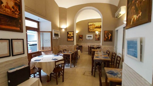 Pronto - Pizza & Cucina Vista sala