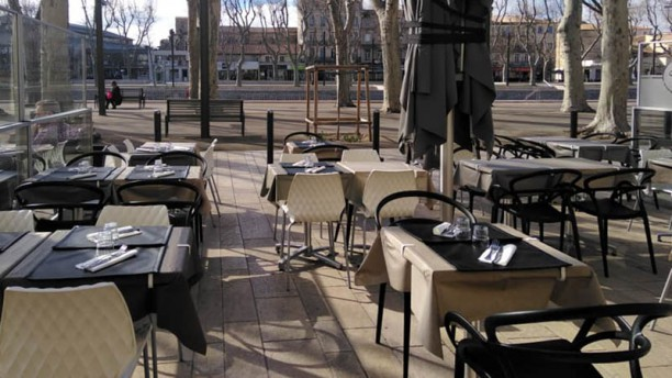 Chambourlettes Terrasse