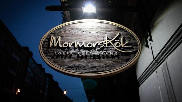 Mormors kök Singboard