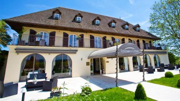 L'Ermitage de Corton Ermitage de Corton Hôtel et restaurant
