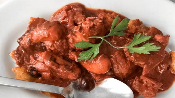 Ferrara's Club misto carne