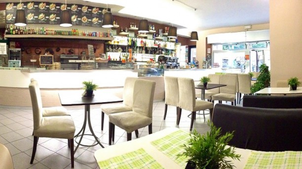 Espanico Coffee&Burger sala